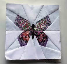 butterfly quilt block | WOMBAT QUILTS & butterfly block 1 Adamdwight.com