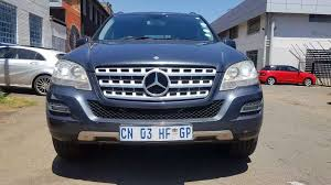 Ml 55 amg for sale. Mercedes Benz M Class Petrol Cars Bakkies For Sale Olx South Africa