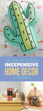 25 of the best places to buy inexpensive home decor online home