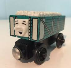 thomas friends wooden railway rickety troublesome truck 03 i have more thomas