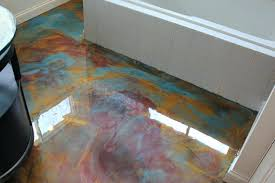 concrete floor ideas indoors marvelous stained floors indoor interiors diy