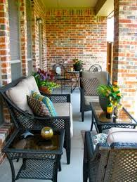 Small Picture 12 Ways to Outfit a Small Deck Round chair Dining sets and Decking