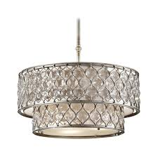 accessories large drum light fixture silver drum pendant drum pendant lights in burnished silver finish