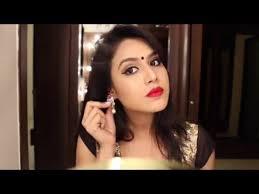 indian party makeup tutorial you