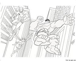No prep for himfight in new york, to the death or ko. Iron Man Hulk Coloring Pages Printable Kids Colorine Net 24775 Coloring Home