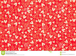 Cheery heart wrapping paper