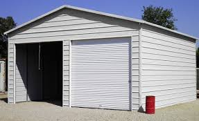 trim white metal buildings carports and garages