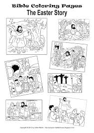 Christian Easter Coloring Pages New Religious In Viettiinfo