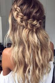 Hairstyle Inspiration Abiball Hochzeit Endspurt Fashionzone