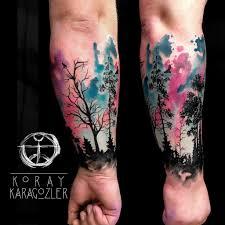 необычные оригинальные татуировки япикс