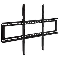 Low profile tv wall mount Vesa Sewell Direct Flat Panel 65 In Slim Tv Wall Mount