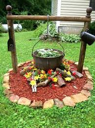 garden well wishing