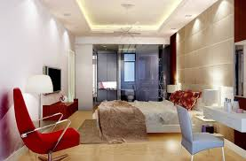ceiling wall lights bedroom. Modern White Bedroom Interior Ideas With Beautiful Ivory Ceiling Lighting Setup And Wall Lights S