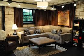Design Basement Cool Decorating Design