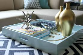 How To Decorate A Coffee Table Tray Coffee Table Tray Coffee Table Tray Decoration Ideas mindfulnetsco 28
