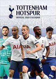The official tottenham hotspur instagram account. The Official Tottenham Hotspur F C Calendar 2020 Hotspur Tottenham 9781838541866 Amazon Com Books