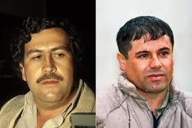 "Face-Off: Pablo Escobar Vs Joaquin ""El Chapo"" Guzman - Oracle Time"
