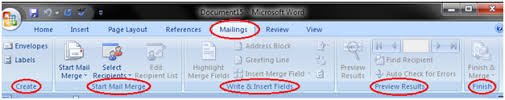 Word Ribbon Ribbon And Tabs In Ms Word Javatpoint