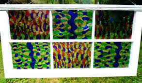 plastic stained glass sheets panels shade fake window supplies plastic stained glass sheets