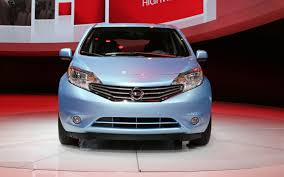 2014 Nissan Versa Note - Information and photos - ZombieDrive