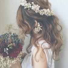 結婚式におすすめウェディングヘアカラー髪型だけ髪色もすごく大事