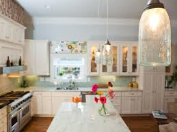 Vintage kitchen lighting ideas Style Kitchen Lighting Ideas For Under 200 Hgtvcom Kitchen Lighting Ideas For Under 200 Hgtv