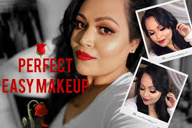 i m back with an easy wearable makeup tutorial for valentine s day although you can pretty much wear this look for any occasion it s a perfect date night
