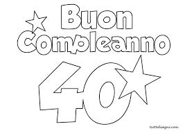 Inviti Compleanno 40 Anni Da Stampare Fu78 Pineglen