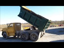 All Chevy chevy c6500 flatbed : 1976 GMC 6500 dump truck for sale | sold at auction December 18 ...
