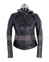 harley davidson womens reflective willie g skull jacket