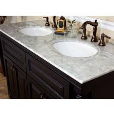 48 bathroom vanity with top and sink. double sink vanity top for pretty bathroom: granite with brass 48 bathroom and n