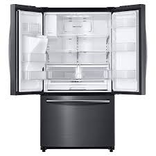 dual ice maker refrigerator. Dual Ice Maker (Black Stainless Steel). SAMSUNG 36 Refrigerator K