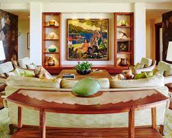 tropical living rooms:  deaeda  w h b p tropical living room