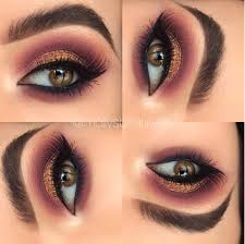 something new and bright and using glitter i loved teaching it as it was new for me too the colours plemented her models eye colour amazingly too