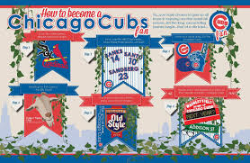 Graphic Design Chicago Chicago Cubs Infographic Visc 114 Graphic Design I On Behance