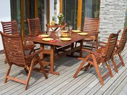 15 teak patio furniture ideas and how to maintenance it