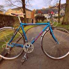 giant peloton 840 53cm frame fast customised hispter bike in mint condition