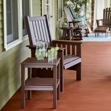Outdoor End Tables and Patio End Tables