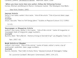 Magazine Article Format Template Student Magazine Template