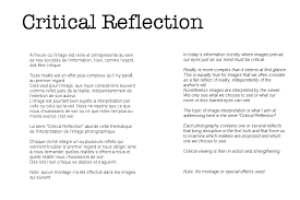 critical reflection david emmanuel l  pitch critical reflection · l1003654