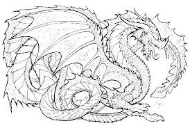 Coloring Pages Dragon Coloring Pages Free Printable Of Dragons C