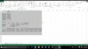 Regression Chart Excel 2013 Linear Regression In Excel 2013 Tutorial