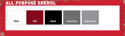Tisco Paint Color Chart Tractor Supply Colors Majic Paints