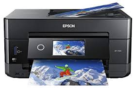 Small Blue Printer Garden Epson Expression Premium Xp 7100 Wireless Color Photo Printer With Adf Scanner And Copier