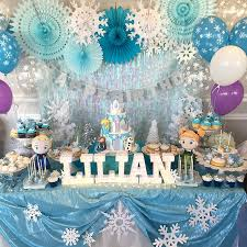 Table Setup For Birthday Party Loris Decoration