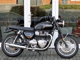 moto usate triumph bonneville t100