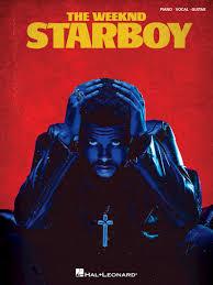 Starboy Charts The Weeknd Starboy Hal Leonard Online