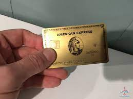 Activation of travel insurance cover: American Express Gold Card In Hand Renes Points