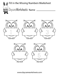 11 best Preschool Number Worksheets images on Pinterest | Free ...