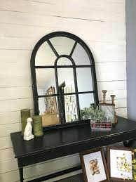 large arched mirror. Nice Design Ideas Arched Mirror Lovely Decoration Wall Window Black Large Sadie Arch Kirklands Projects Exquisite